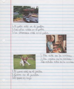 How to Use Pictures to Nurture Spanish Fluency