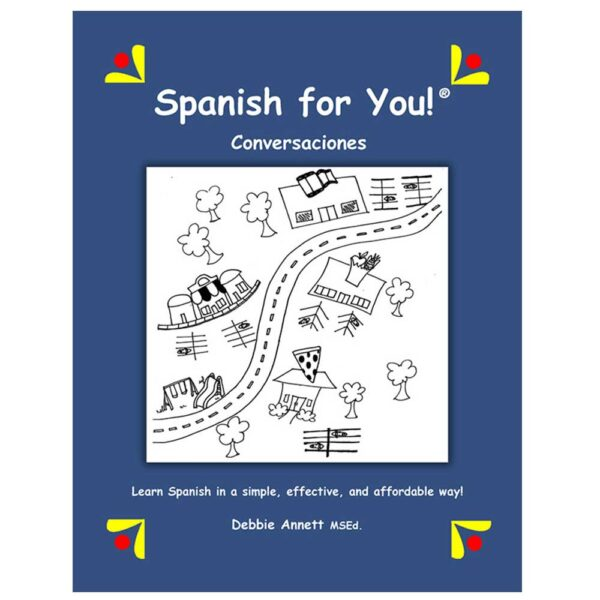 Spanish for You! Conversaciones Theme Package