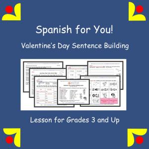 Spanish Valentine's Day Lesson