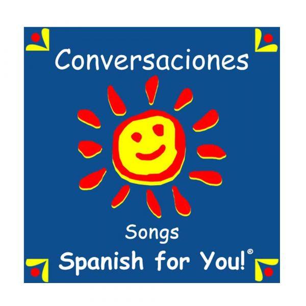 Conversaciones Spanish Song Set