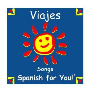 Viajes Spanish Song Set