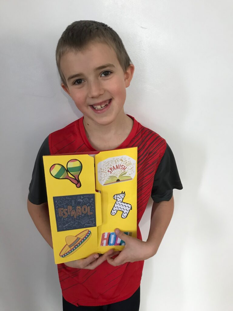 Spanish lapbook